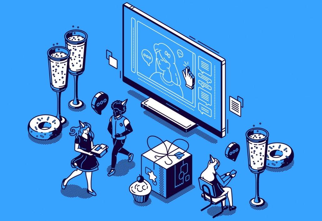 Virtual Dinner & Dance