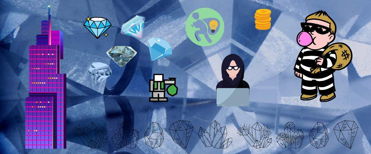Virtual Diamond Heist